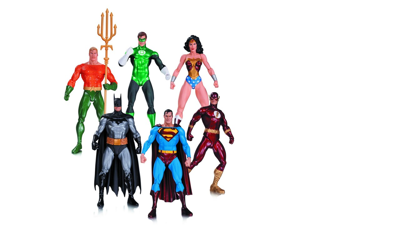 justice league of america toys action figures and - 1280×720